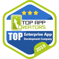 Top Enterprise App Development Company by TAC